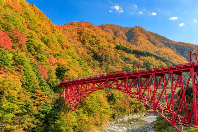 Kurobe Canyon Torokko Railway